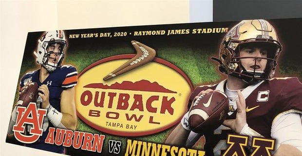 Outback Bowl 2020